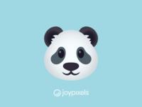 The JoyPixels Panda Emoji - Version 4.5
