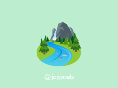 The JoyPixels National Park Emoji - Version 4.5