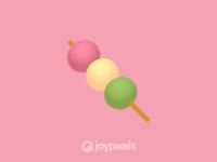The JoyPixels Dango Emoji - Version 4.5