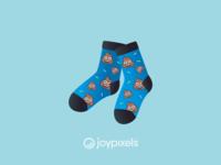 The JoyPixels Socks Emoji - Version 4.5
