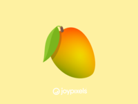 The JoyPixels Mango Emoji - Version 4.5