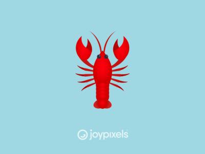 The JoyPixels Lobster Emoji - Version 5.0