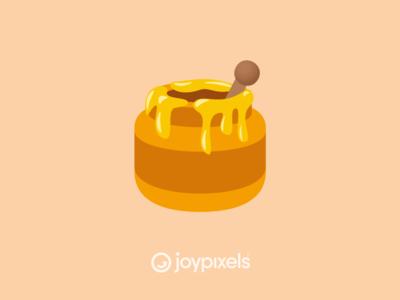 The JoyPixels HoneyPot Emoji - Version 5.0