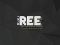 Gunnar Ree - Logo