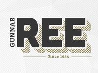 Gunnar Ree - Re-Brand