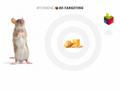 TT MEDIAlab - Concept 8 of X Thinking Retargeting ux design concept art direction branding
