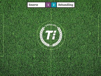 #Tiforalle  #Euro2016 – Trondheim Idrettsklinikk soccer design art direction illustration campaign
