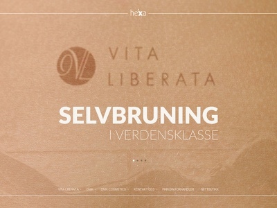 Hexa – Vita Liberata  Summer campaign concept illustration design art direction