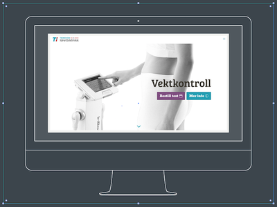 #tiforalle health and physio / sports clinic art direction design webdesign