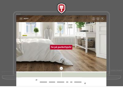 Hardwood flooring campaign
