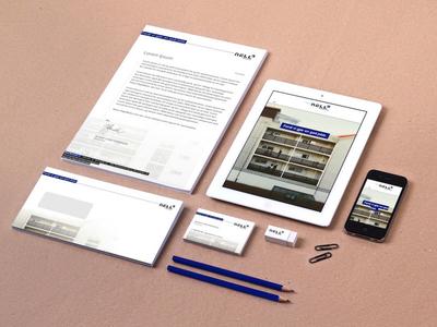Nell Renhold print ui ux website logo design identity brand art direction