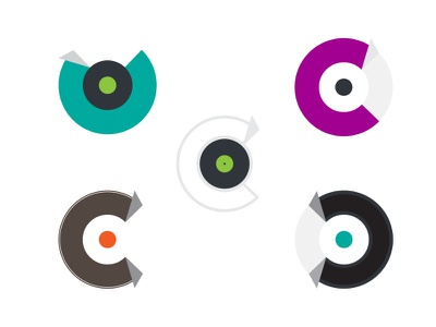Untitled undisclosed Identity design music logo design brand identity