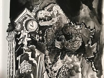 Godzilla (Gojira) gojira gkotm godzilla