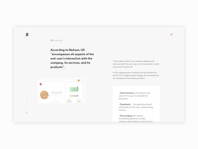 Blog Post Design — UX Quick Hits