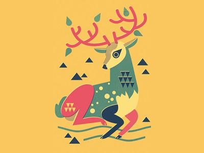 Yes deer