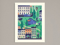 New Print - Borough