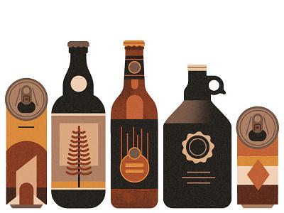 Reinheitsgebot alcohol bottle can beer