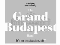 The Grand Budapest Hotel - Redesign