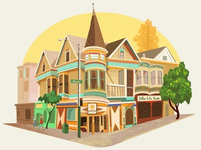 Haight and Masonic