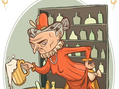 Tilda The Barkeep