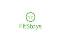Logo for FitStays Rebrand