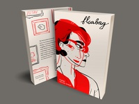 Fleabag Screenplay Cover Illustration and Design Concepts