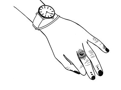 Hand Flash hand digital design sketchbook ipad pro illustration design sketches sketching digital digital art digital illustration