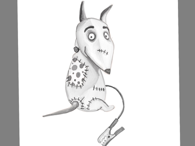 Frankenweenie Designs Themes Templates And Downloadable Graphic Elements On Dribbble