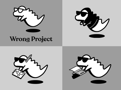Wrong Project design vector israel graphicdesign identitydesign branddesign illustration logo