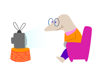 mole vector animals illustraion digitalart