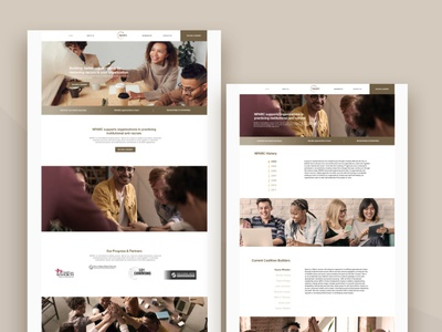 Non-profit Website Design Challenge by Flux