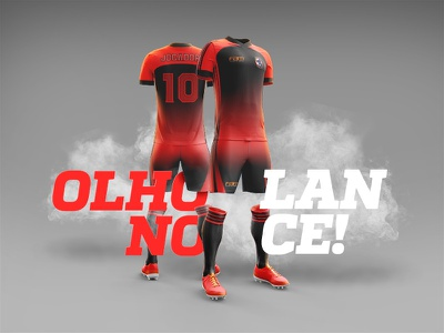 Soccer Uniform psd mockup cloud sport team football futebol soccer