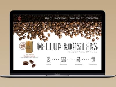 Daily UI 003: Create Homepage