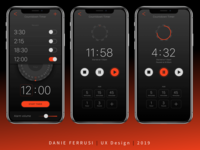 Daily UI 014: Countdown Timer