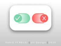 Daily UI 015: On/Off Switch