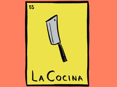 La Cocina Illustrations