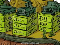Army toys!