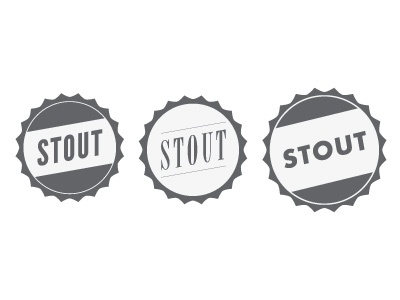 Stout Logo Explorations