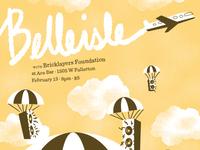 Belleisle Poster