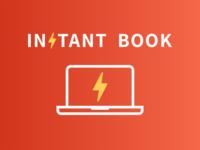 Instant Book Icon