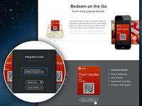 Kiip Passbook Website Sliding Module