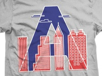 A is for Atlanta. #2