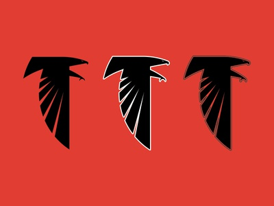 Unsolicited Atlanta Falcons re-brand