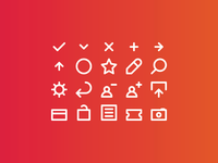 Icons for a new project!