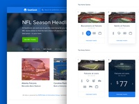NFL Game Guide by SeatGeek!