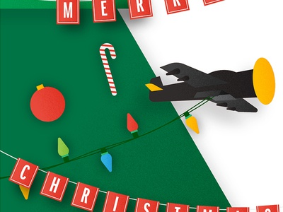 Merry Christmas from Black Airplane!