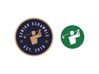 Senior Scramble Brand