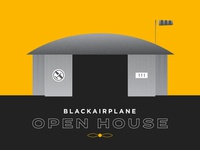 Black Airplane ribbon cutting & open house! June 29th @ 5pm