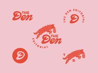 The Den Unused Logo System