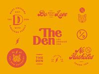 The Den Visual Identity - Pt 1